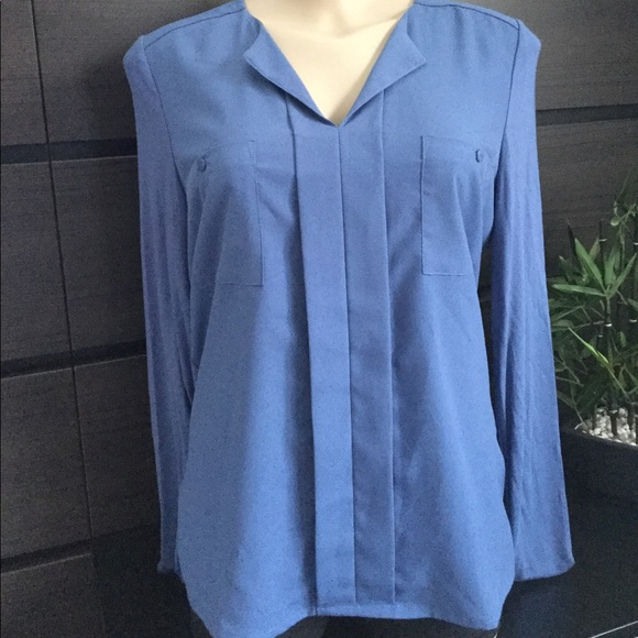 Olsen Europe Tops - Olsen rayon, jersey blouse. New Romance theme
